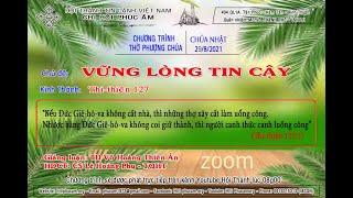 HTTL PHÚC ÂM -  Chương Trình Thờ Phượng Chúa - 29/08/2021