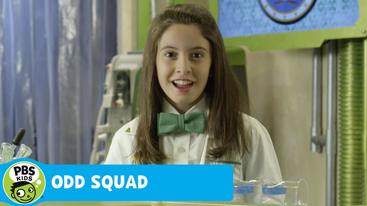 Odd squad meet agent oona pbs kids youtube