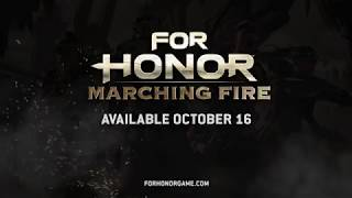 For Honor Marching Fire   Official Breach Trailer  Ubisoft E3 2018