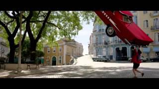 Benoît Brisefer : Les Taxis Rouges - Teaser