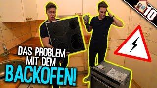 Das PROBLEM mit dem BACKOFEN! | Max und Chris