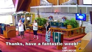 Living As God's Chosen One - Pastor Dave Shultz  - 7/15/2018