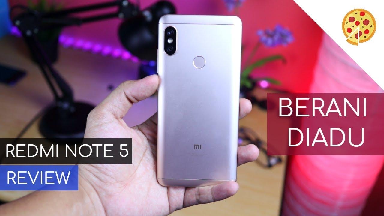 Ada Fitur Rahasia Review Xiaomi Redmi Note 5 Indonesia