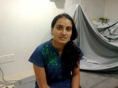 Vrushali Kulkarni Testimonial for LASIK Treatment at Dr.Gadgil's Eye Clinic, Thane