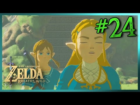 'Frosty Reception' - Legend of Zelda: Breath of the Wild [#24]