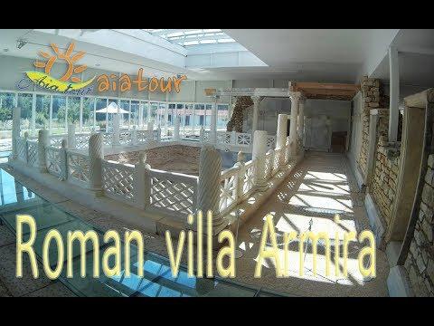 Roman villa Armira Bulgaria / Römische Villa Armira Bulgarien