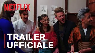 Queer Eye: We're In Japan! | Trailer ufficiale | Netflix