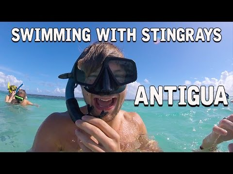 Our Antiguan Adventure!
