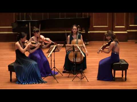 Charles Ives String Quartet No. 2