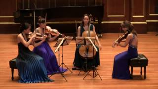 Charles Ives String Quartet No. 2 Ivani Quartet
