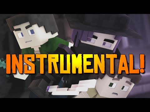 """Starless Night"" [INSTRUMENTAL / KARAOKE] - A Minecraft Original Music Video / Song"