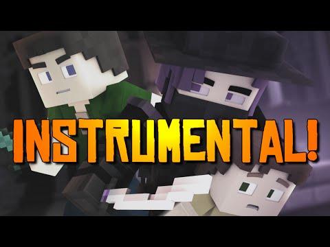 """Starless Night"" [INSTRUMENTAL / KARAOKE] - A Minecraft Original Music Video / Song"