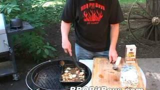 Rib Roast Beef Recipe By The Bbq Pit Boys