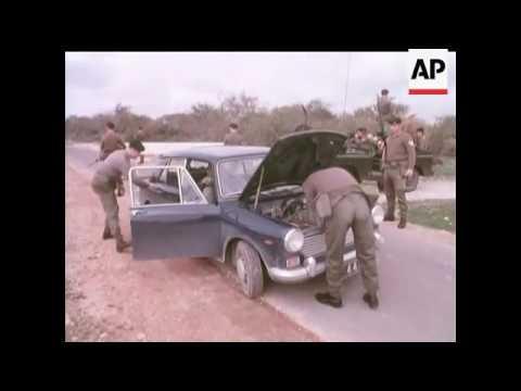 BRITISH TROOPS IN CYPRUS.......