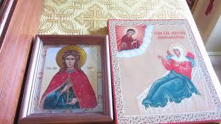 Жития святых//служба в храме//будни в селе