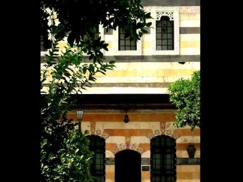 A prayer for Damascus - Suad Bushnaq |  صلاة لدمشق - سعاد بشناق