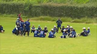 WUGC 2016 - Japan vs Australia Women's