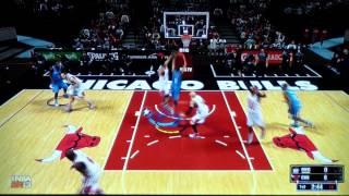 NBA2K13 Multiplayer Gameplay Ouarter 1