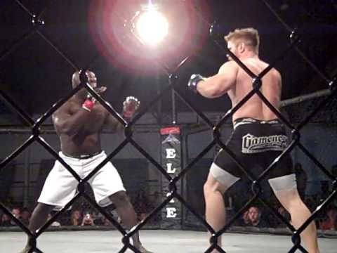 Rhadi Ferguson - GFC 8 fight video