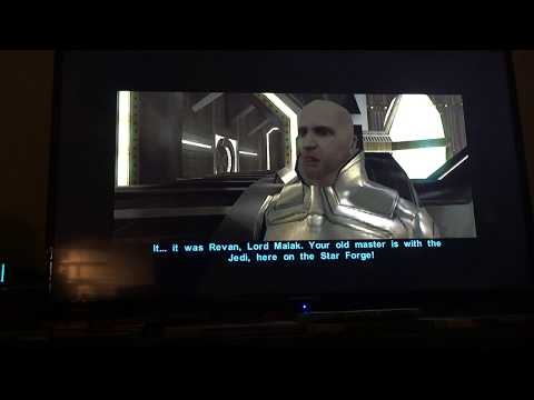STAR WARS Knights Of The Old Republic Act 3 Final Battle Part 2