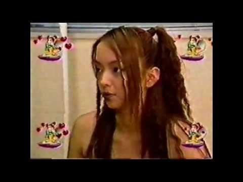 Namie Amuro Interview (2000)