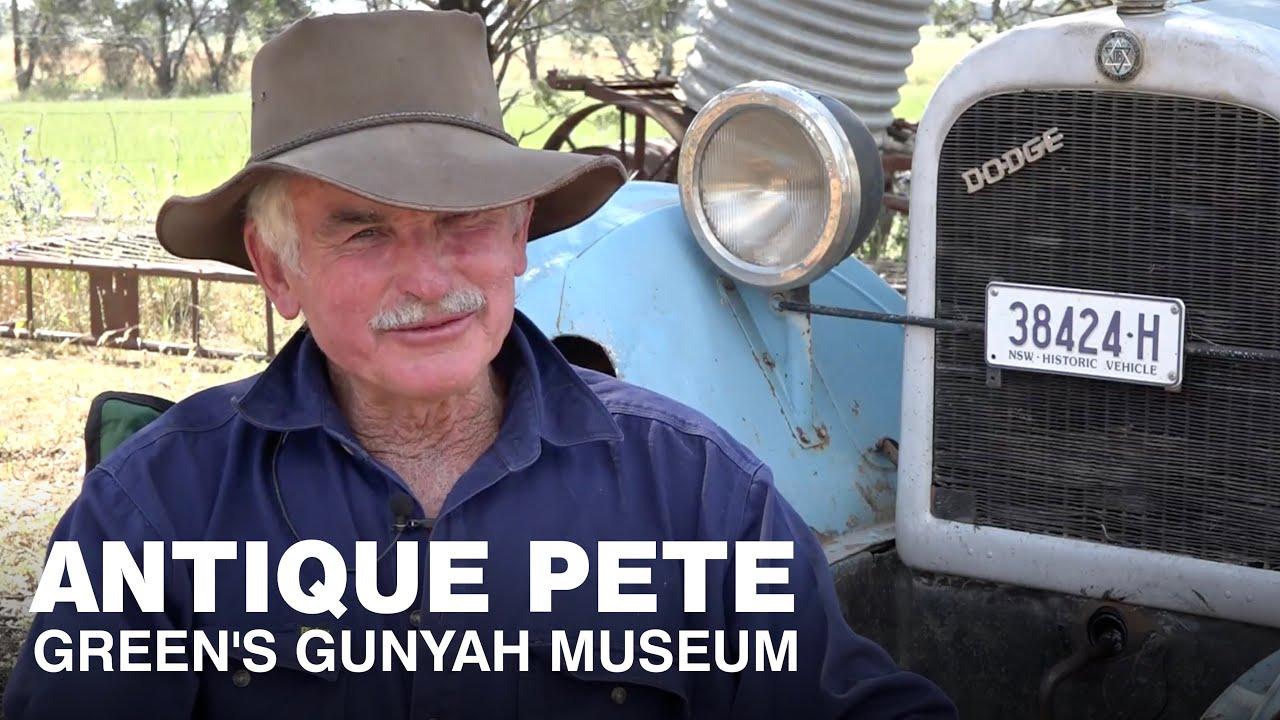 Antique Pete & the Green's Gunyah Museum: Classic Restos - Series 45