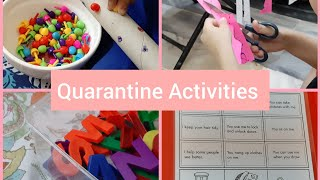 DIY activities for kids during Quarantine 7 activities to keep you entertained in self-isolation