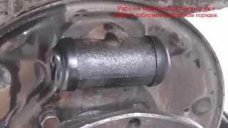 Как заменить манжеты на заднем тормозном цилиндре