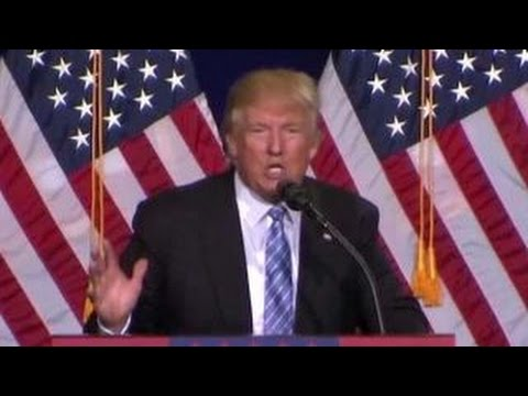 Trump: Illegal immigrants must leave and apply for entry