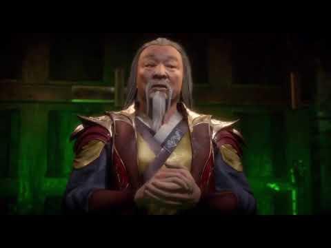 Galo Balcázar   Shang Tsung MK11 Kripta