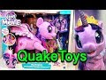 My Little Pony Magical Princess Twilight Sparkle NEW Movie Sings Songs Tells Stories MLP QuakeToys