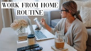 Follow along my work from home (during quarantine) day! Lounge set is sold out on Nasty Gal :( Linking similar: https://go.magik.ly/ml/vtm2/ ...