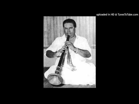 NamagiriPettai Krishnan- Maye Tvam-Tarangini-Adi-Dikshitar-Nadaswaram