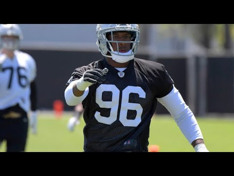 Clelin Ferrell Apparent Improvement and Las Vegas Raiders News (Theo Riddick and Kyle Emanuel)