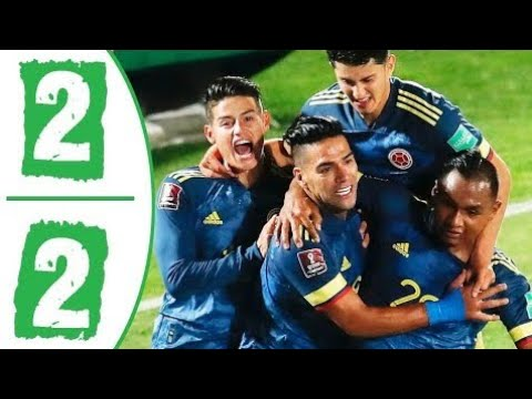 Download Chile vs Colombia 2 - 2 all goals and highlights extended