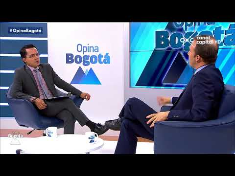 Opina Bogotá-Metro: entrevista a Andrés Escobar, gerente del metro