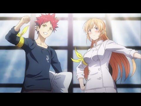 Shokugeki No Soma Season 4 | The New First Seat Of Elite Ten And Totsuki Director