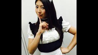 女性声優 茅原実里 Female voice actor Minori Chihara.