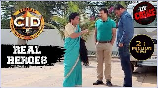 Ali's Eerily Funny Encounter Part - 1 | C.I.D | सीआईडी | Real Heroes