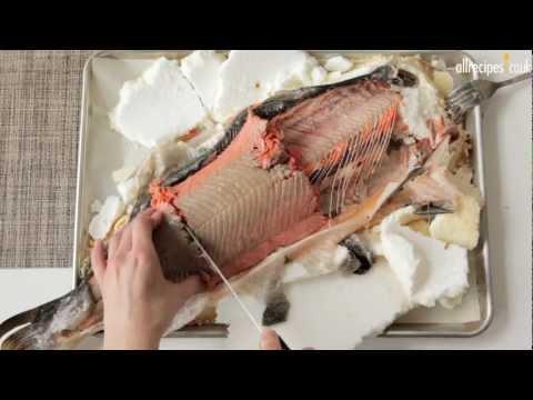 Salmon Baked In Salt Recipe - Allrecipes.co.uk