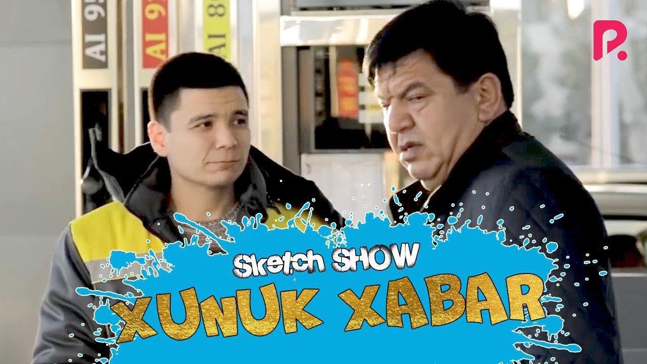 Sketch SHOW - Xunuk xabar