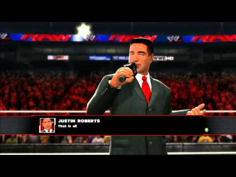 """WWE 2K14 Story - """"WWE Funnies 2014"""" (Start/Finish)"""