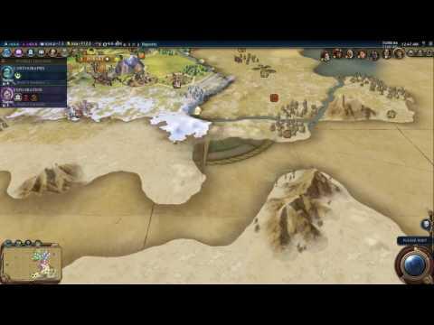 Civilization VI: Australia, Deity, Cultural Victory #04