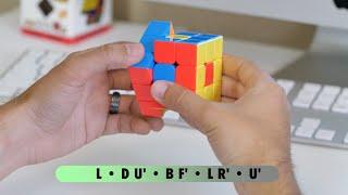 3x3 Rubik's Cube: Design Series #7 [Dot AKA Snake Eyes]