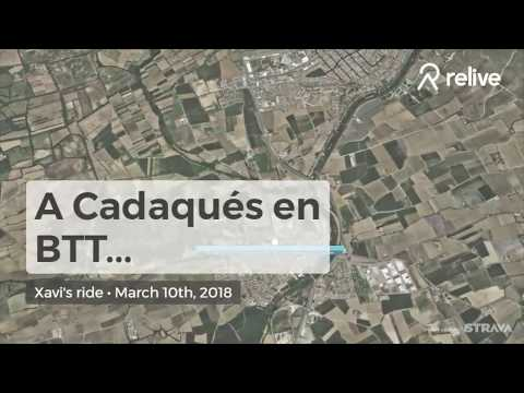 BTT - A Cadaqués en BTT...