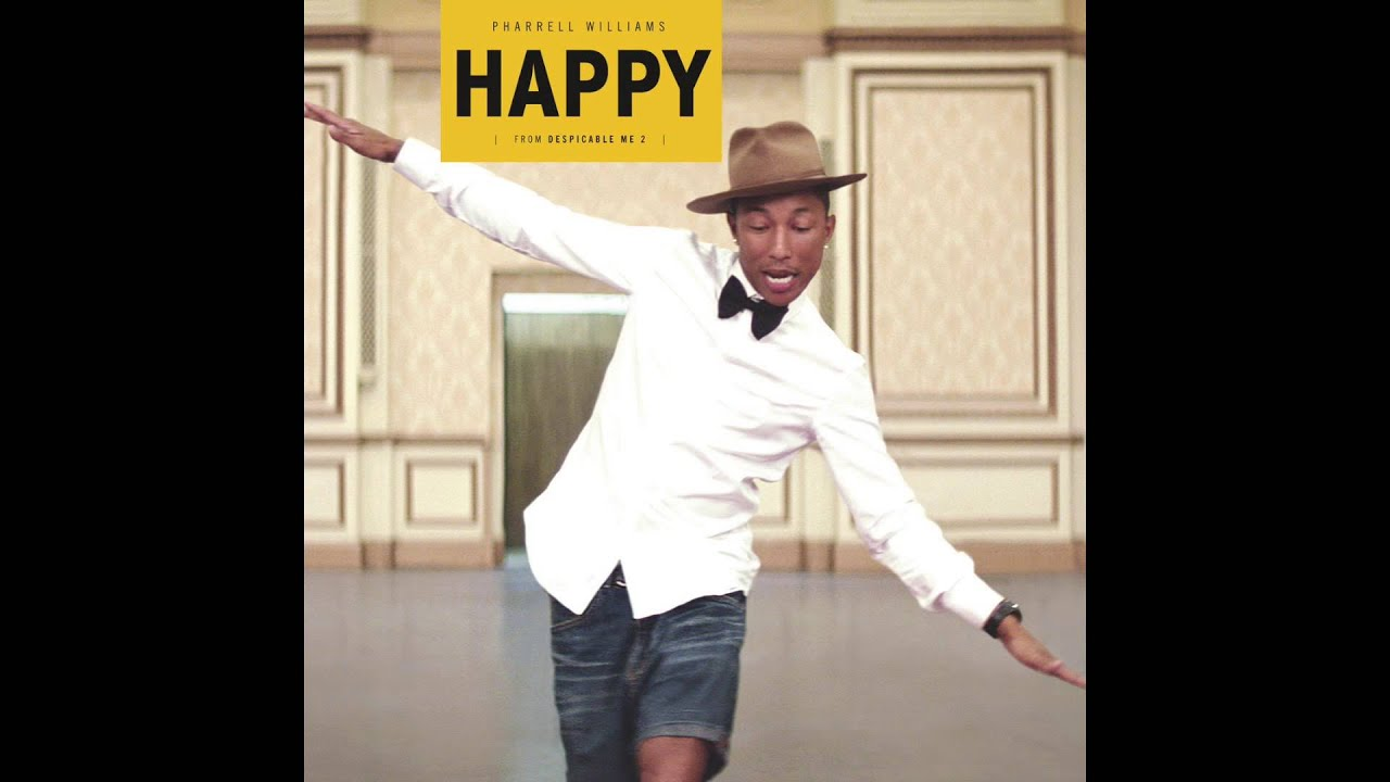 happy pharrell williams gratis