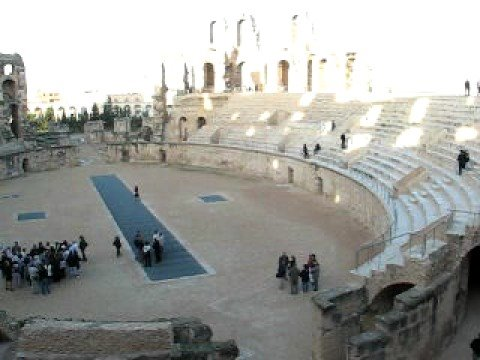 El Djem Amphitheatre, Tunisia 1/2007