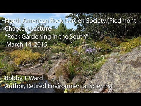 """Rock Gardening in the South"""
