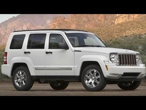 2012 jeep liberty start up  road test    review 3 7 l v6