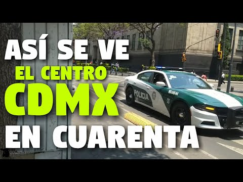 CDMX en Cuarentena